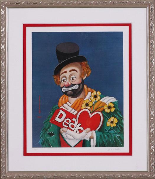 Red Skelton Paintings Appraisal