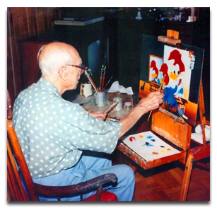 Art Corporation Of America Artists Walter Lantz