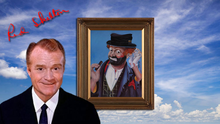 Red Skelton Slider Image